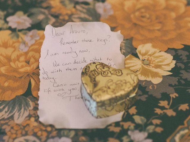 La boda de Arturo y Teresa en Quijas, Cantabria 53