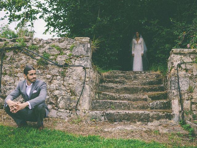 La boda de Arturo y Teresa en Quijas, Cantabria 68