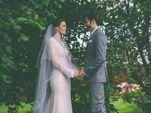 La boda de Arturo y Teresa en Quijas, Cantabria 73