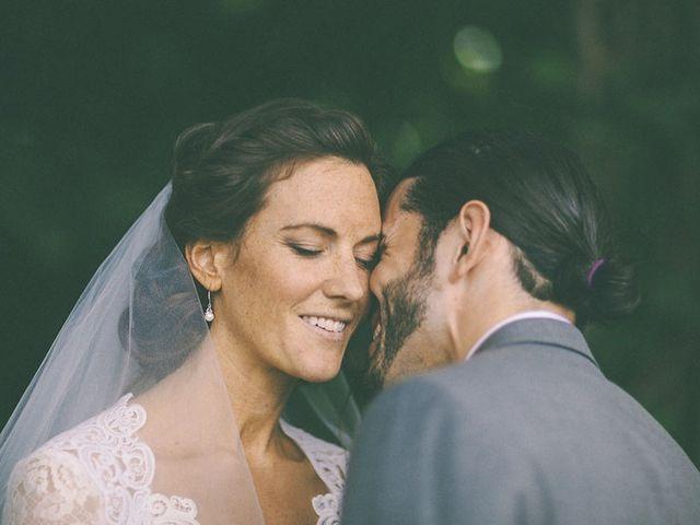 La boda de Arturo y Teresa en Quijas, Cantabria 1