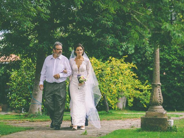 La boda de Arturo y Teresa en Quijas, Cantabria 85