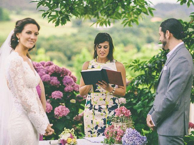 La boda de Arturo y Teresa en Quijas, Cantabria 96