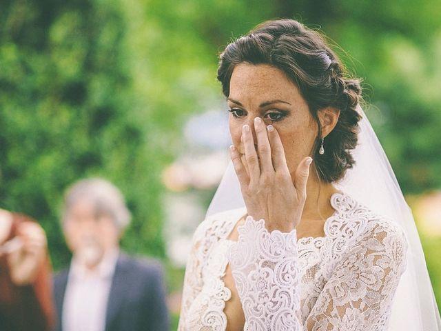 La boda de Arturo y Teresa en Quijas, Cantabria 101