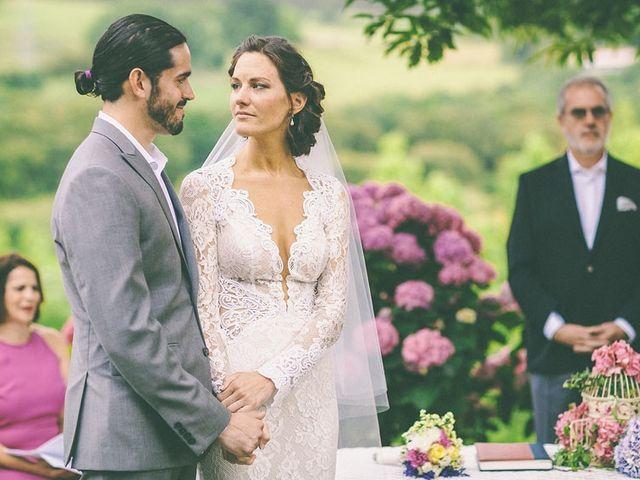 La boda de Arturo y Teresa en Quijas, Cantabria 111