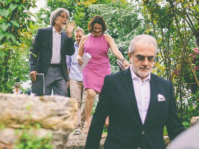 La boda de Arturo y Teresa en Quijas, Cantabria 118