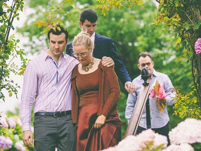 La boda de Arturo y Teresa en Quijas, Cantabria 119