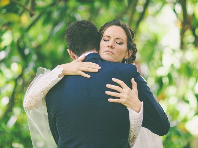 La boda de Arturo y Teresa en Quijas, Cantabria 140