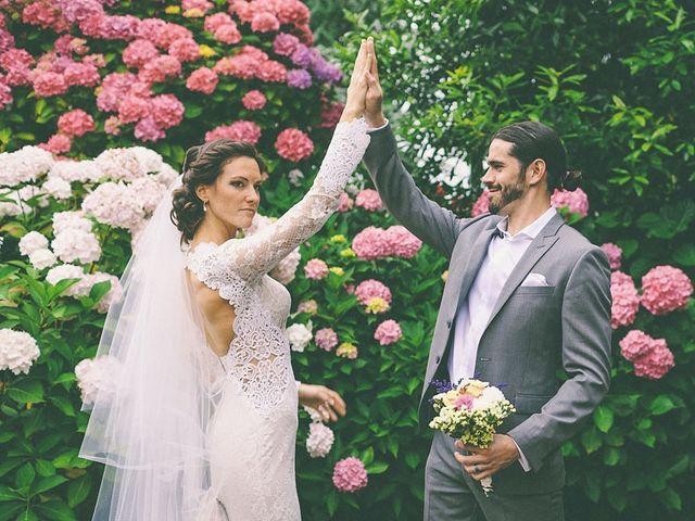 La boda de Arturo y Teresa en Quijas, Cantabria 145