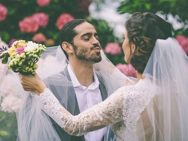 La boda de Arturo y Teresa en Quijas, Cantabria 149