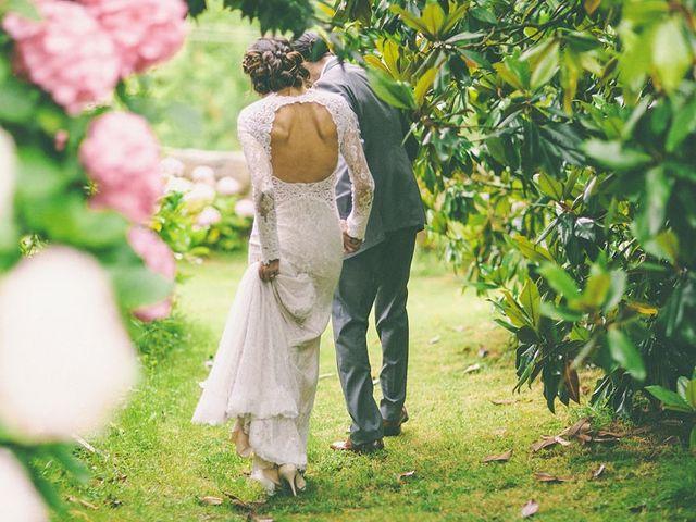 La boda de Arturo y Teresa en Quijas, Cantabria 154