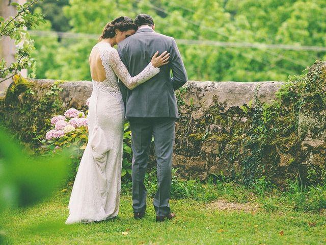 La boda de Arturo y Teresa en Quijas, Cantabria 155