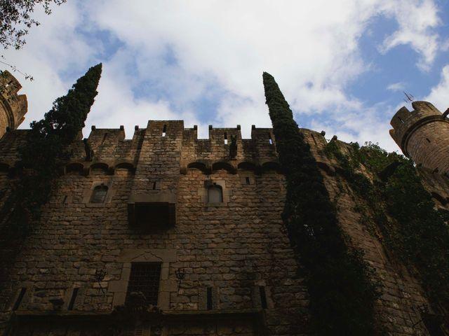 La boda de Farouk y Claudia en Canet De Mar, Barcelona 1
