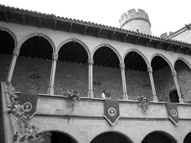 La boda de Farouk y Claudia en Canet De Mar, Barcelona 6
