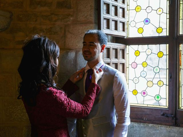 La boda de Farouk y Claudia en Canet De Mar, Barcelona 25