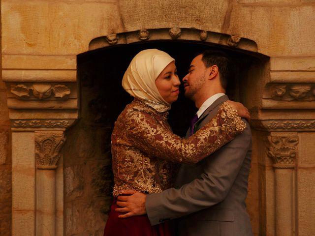 La boda de Farouk y Claudia en Canet De Mar, Barcelona 28