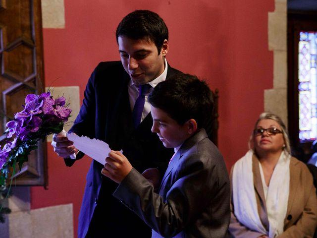 La boda de Farouk y Claudia en Canet De Mar, Barcelona 57