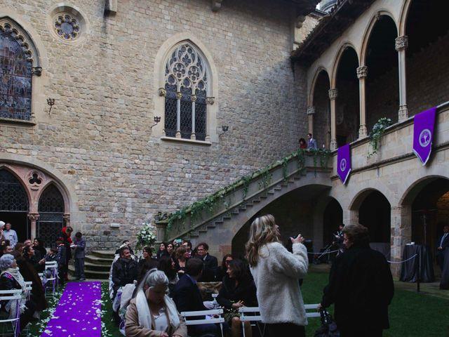 La boda de Farouk y Claudia en Canet De Mar, Barcelona 63