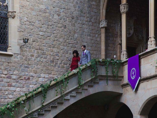 La boda de Farouk y Claudia en Canet De Mar, Barcelona 64