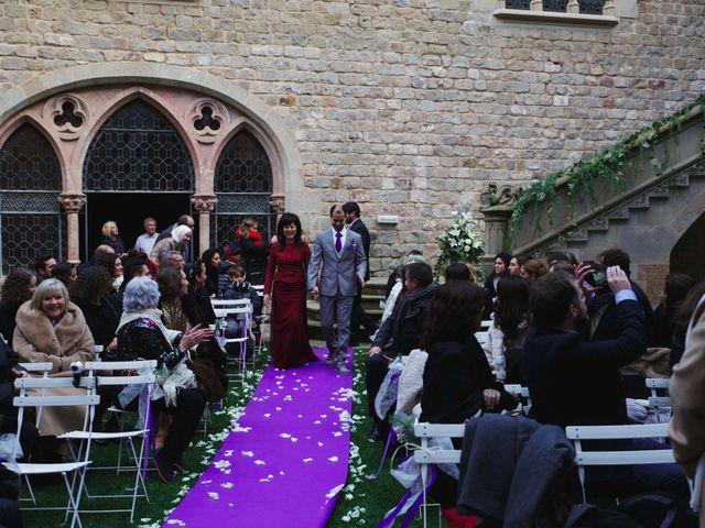 La boda de Farouk y Claudia en Canet De Mar, Barcelona 65