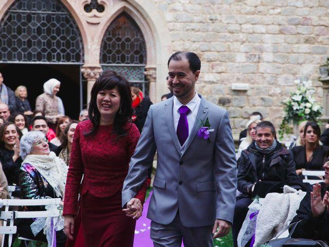 La boda de Farouk y Claudia en Canet De Mar, Barcelona 66