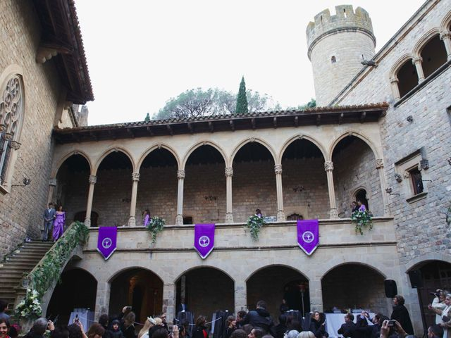 La boda de Farouk y Claudia en Canet De Mar, Barcelona 69