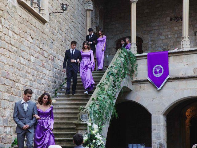 La boda de Farouk y Claudia en Canet De Mar, Barcelona 70