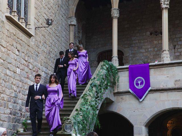 La boda de Farouk y Claudia en Canet De Mar, Barcelona 71