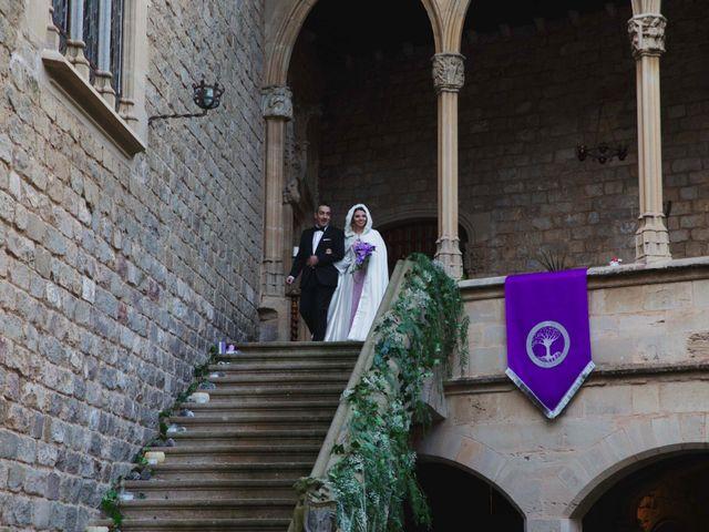 La boda de Farouk y Claudia en Canet De Mar, Barcelona 75
