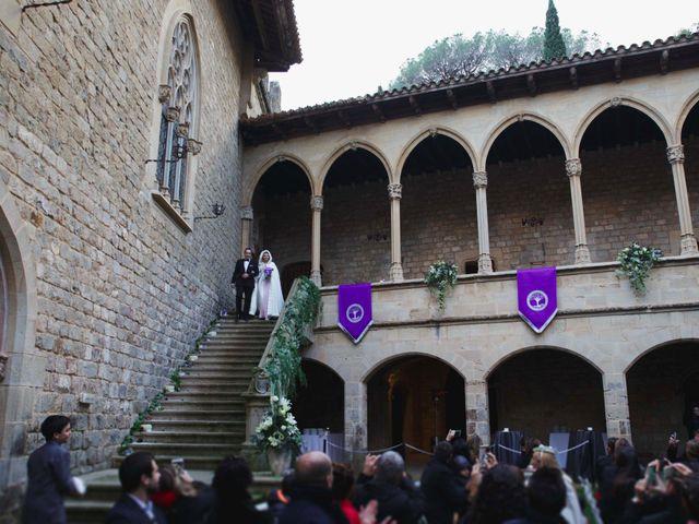 La boda de Farouk y Claudia en Canet De Mar, Barcelona 76