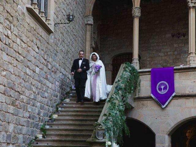 La boda de Farouk y Claudia en Canet De Mar, Barcelona 77