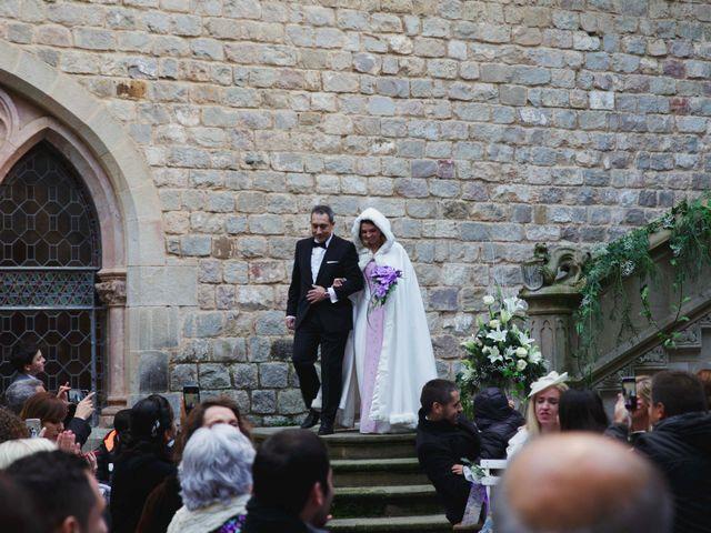 La boda de Farouk y Claudia en Canet De Mar, Barcelona 80