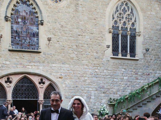 La boda de Farouk y Claudia en Canet De Mar, Barcelona 81
