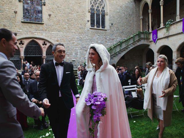 La boda de Farouk y Claudia en Canet De Mar, Barcelona 82