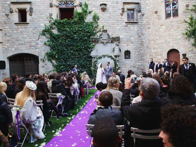 La boda de Farouk y Claudia en Canet De Mar, Barcelona 85