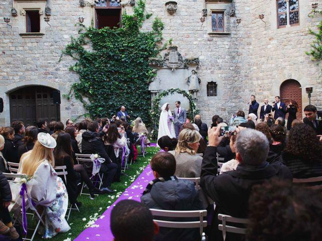 La boda de Farouk y Claudia en Canet De Mar, Barcelona 86