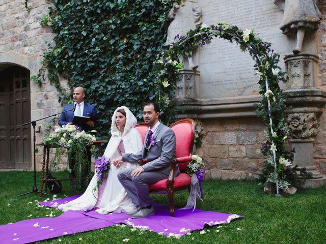 La boda de Farouk y Claudia en Canet De Mar, Barcelona 87