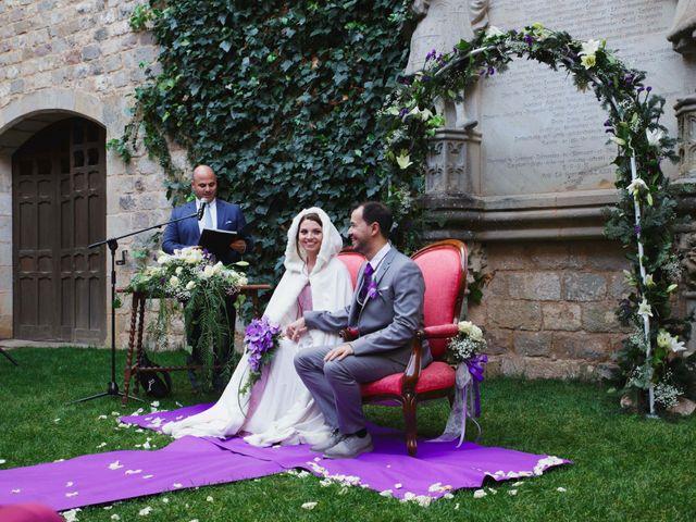 La boda de Farouk y Claudia en Canet De Mar, Barcelona 88