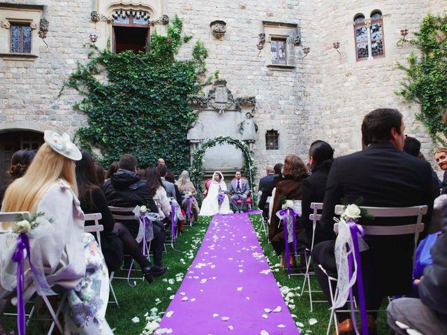 La boda de Farouk y Claudia en Canet De Mar, Barcelona 89