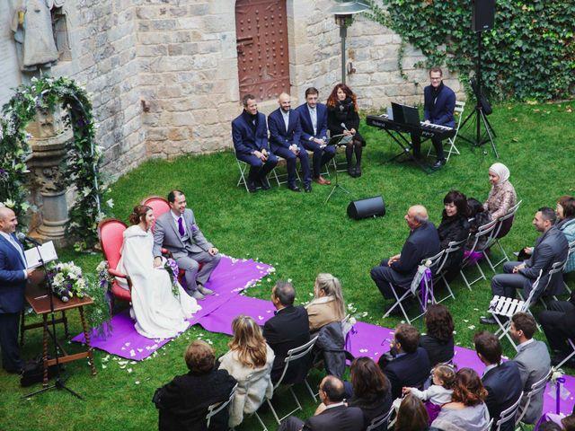 La boda de Farouk y Claudia en Canet De Mar, Barcelona 91