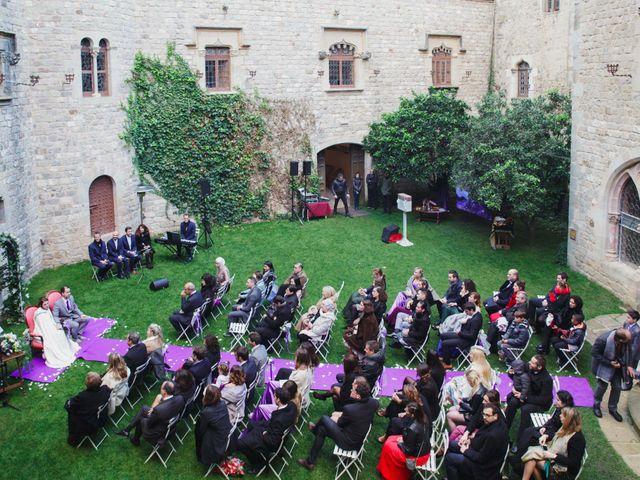 La boda de Farouk y Claudia en Canet De Mar, Barcelona 92
