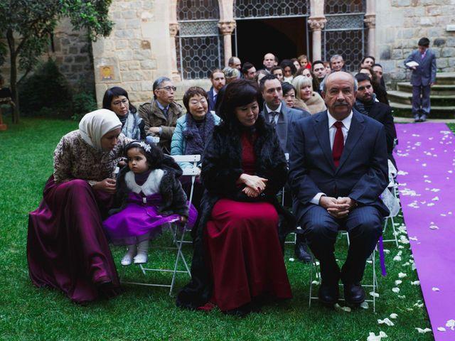 La boda de Farouk y Claudia en Canet De Mar, Barcelona 96