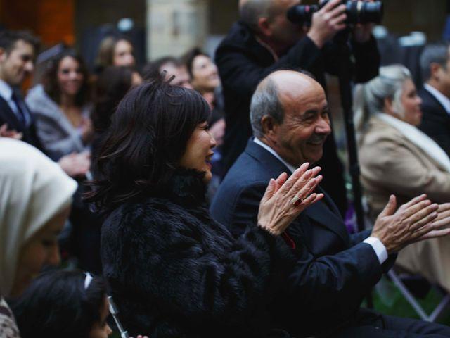 La boda de Farouk y Claudia en Canet De Mar, Barcelona 111