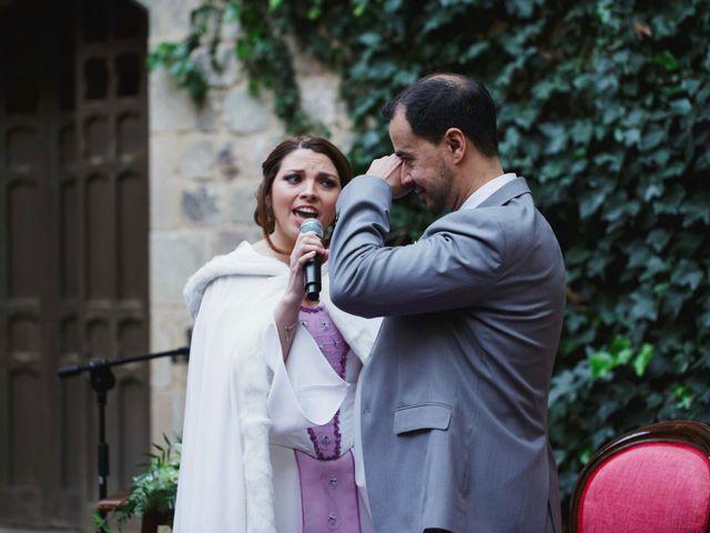 La boda de Farouk y Claudia en Canet De Mar, Barcelona 114