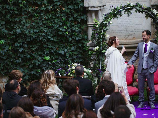 La boda de Farouk y Claudia en Canet De Mar, Barcelona 125