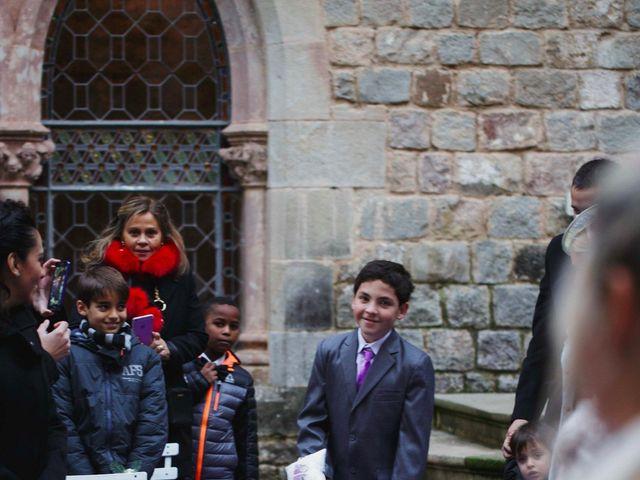La boda de Farouk y Claudia en Canet De Mar, Barcelona 127