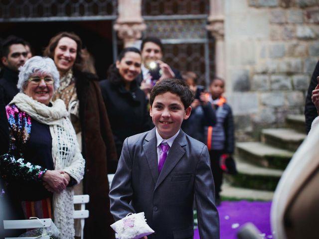 La boda de Farouk y Claudia en Canet De Mar, Barcelona 128