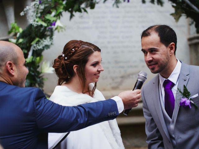 La boda de Farouk y Claudia en Canet De Mar, Barcelona 136