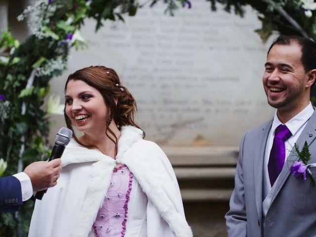 La boda de Farouk y Claudia en Canet De Mar, Barcelona 137