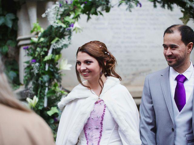 La boda de Farouk y Claudia en Canet De Mar, Barcelona 138