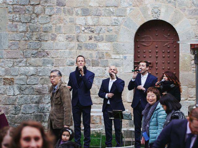 La boda de Farouk y Claudia en Canet De Mar, Barcelona 141